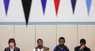teens sad students