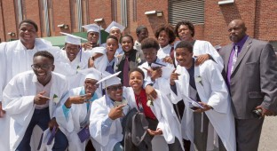 Brooklyn SWAGG1GRADUATION SCHOOL
