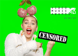 Miley-VMA-host-censored