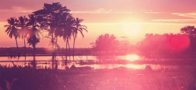 summer LOVE SUNSET_over_2a