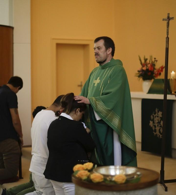 church convert