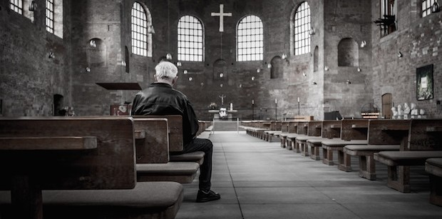 CHURCH PASTOR PRAYER