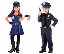 girl_boy_cop HALLOWEEN HO