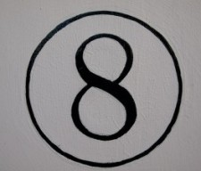 8 # NUMBER