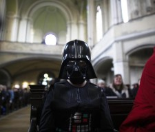 Germany Star Wars Church