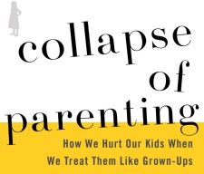 Parenting Q&A Reordering Life