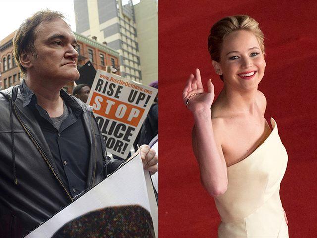 Quentin-Tarantino-Jennifer-Lawrence-AP