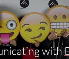 communicating-w emojis