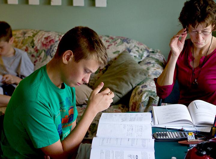 franz-mitchell-homeschooling