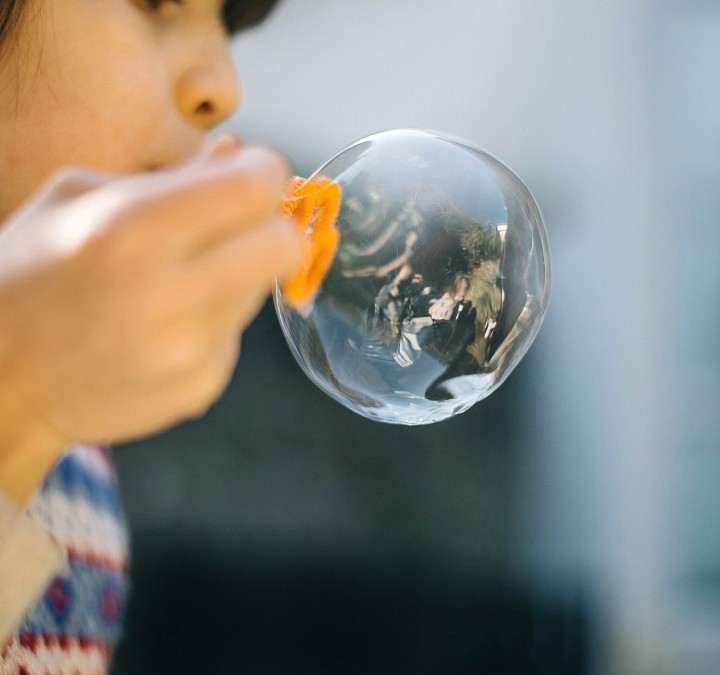 KID FUN BUBBLE