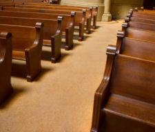 empty-pews church