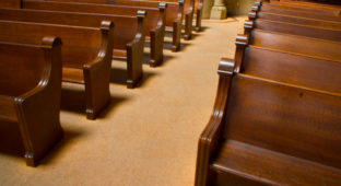 empty-pews church
