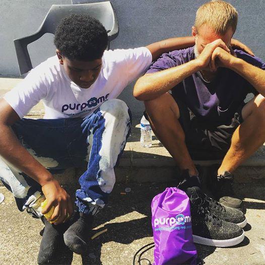 homeless-shoe