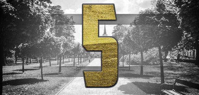 five 5 number