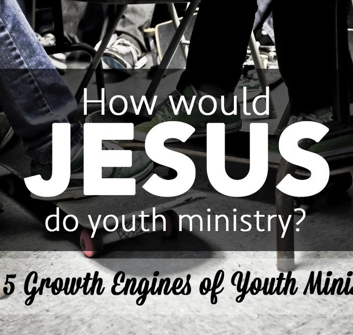 how-would-jesus-do-youth-ministry