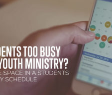 students-too-busy-for-youth-ministry