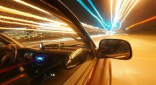 CAR TEEN DRIVE