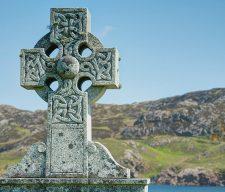 Celtic-Cross-ireland ST PAT CHURCH