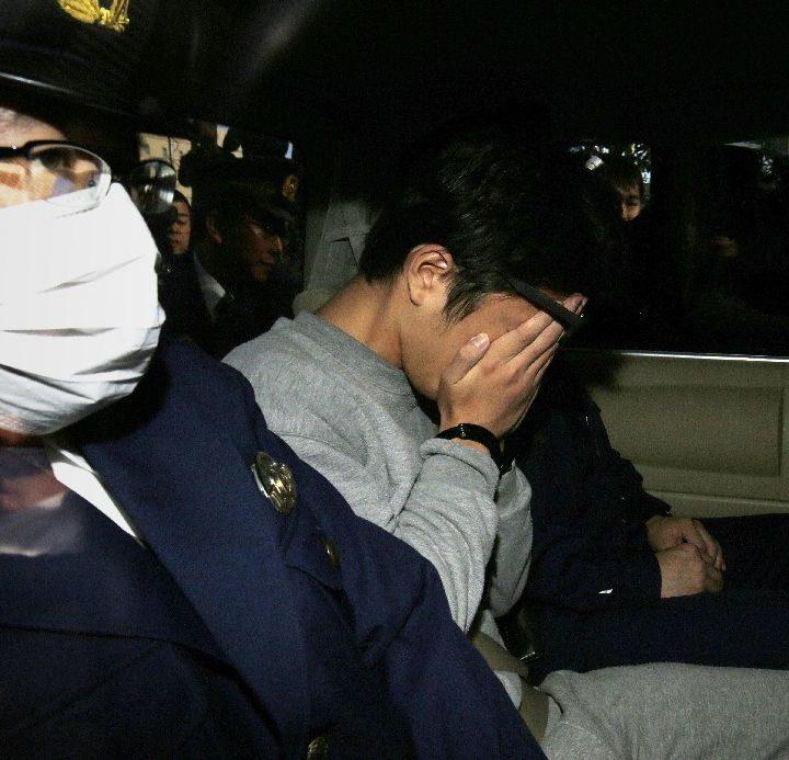 Jail Japan cop
