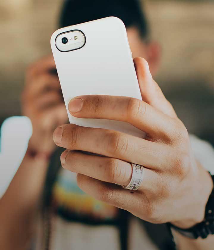 I phone Teen