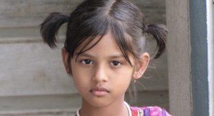 India girl. ..
