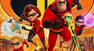 The Incredibles movie  Family  parent