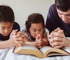 Pray family parent