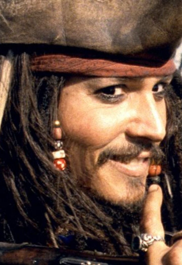 Jonny dep  pirate