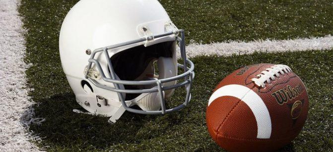 I sport football