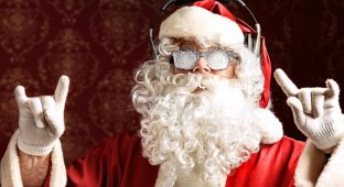 I santa x mas Christmas