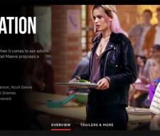 Sex education Netflix