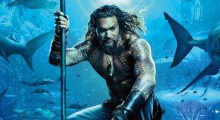 Aqua man movie