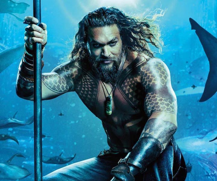 Aqua man movie