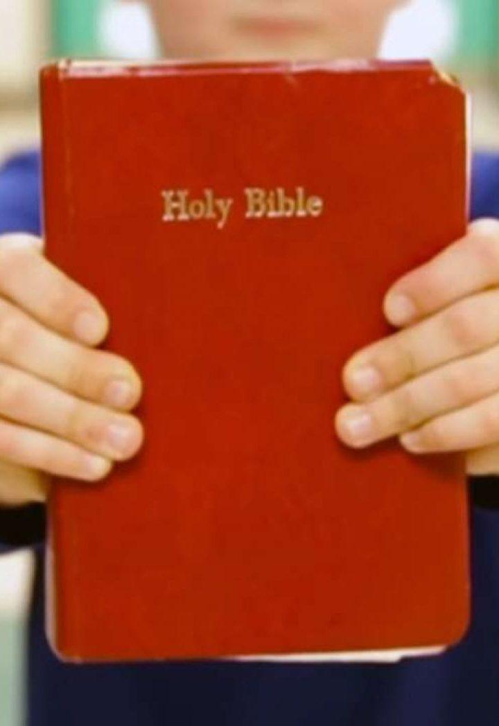Bible kid