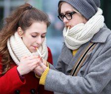 Smoking h cigarettes