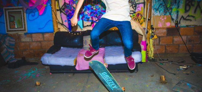 Skate guy culture