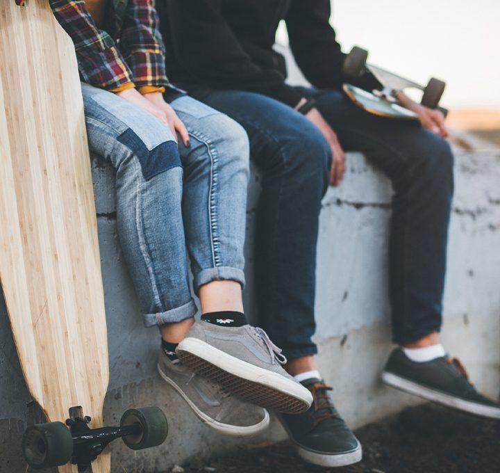 Skate sport culture love sex