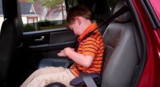 Kid car child drive