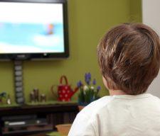 Kind und Fernsehen