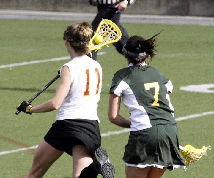 lacrosse girl sport
