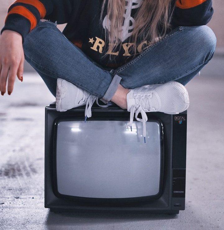 Tv entertainment room
