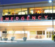er emergency room hospital