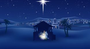 Star Of Bethlehem Christmas