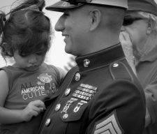 USMC Marine dad