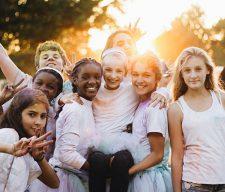 Girl youth
