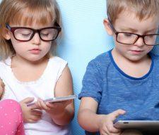 Kids screen cell