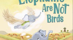 Elephants Are Not Birds  Ashley St. Clair