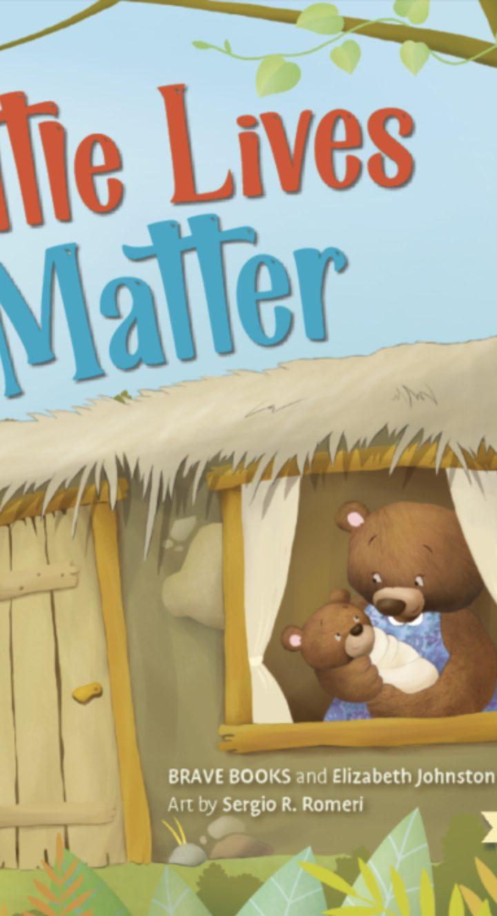 Little Lives Matter Elizabeth Johnston